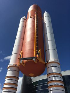 5 Places to Visit in Orlando, Florida // Kennedy Space Center