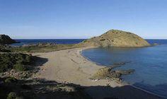 Playa de Sa Mesquida. Camí de Cavalls. Menorca