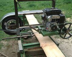 Image result for motorcycle saw mill