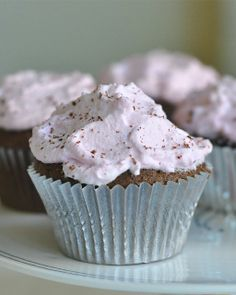 Perfect Mother's Day Baking idea: COCONUT & ROSE CUPCAKES