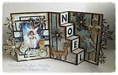 Noor! Design Winter Wishes door Joyce