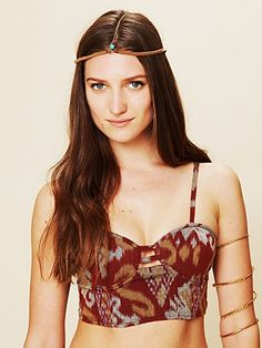 Love the whole vibe. Can't get enough head bands & hair accessories to adorn my hair. Love this whole laid back hippie style that is finally back not as a trend but as an official modern day fashion genre.