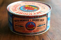 Need to buy.... anchovy tin