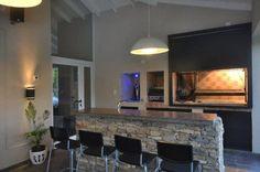 QUINCHO ARGENTINO Barbacoa, Parrilla Exterior, Barbecue Design, Grill Area, Curb Appeal, Architecture Design, Sweet Home, Loft, Indoor