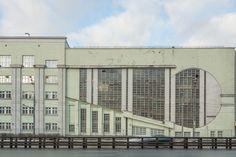 The Architecture of Konstantin Melnikov in Pictures,Intourist Garage (1934) / Konstantin Melnikov. Image © Denis Esakov