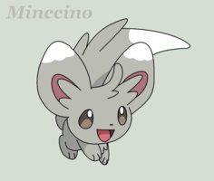 40 best minccino images on pinterest cute pokemon catch em all