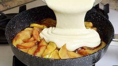 Köstliche Desserts, Apple Desserts, Sweets Recipes, Baking Recipes, Cookie Recipes, Delicious Desserts, Apple Tart Recipe, Apple Pie Recipes, Apple Fritter Bread
