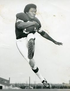 Hugh McElroy was the first black football player to start a game at Texas A&M.