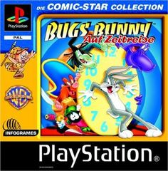 Bugs Bunny auf Zeitreise: Playstation: Amazon.de: Games