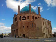 Travel Photo: Dome of Soltaniyeh, Iran