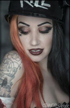 Gorgeous Ash Costello- Photo by Jeremy Saffer