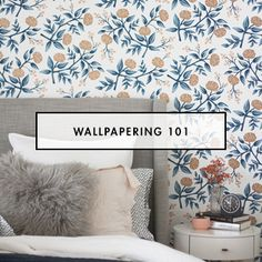 Wallpapering Instructions