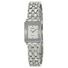 Rado Women's 'Florence' Stainless Steel Swiss Quartz Watch
