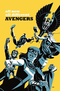 February 2016 Michael Cho variant cover