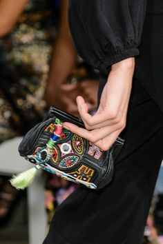 Sneak a Peek at All the It Bags of Spring '17: Can you imagine wearing a piece of art on your body every day?