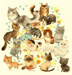 cats, cats ,cats!!!!!!
