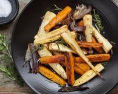 Carottes et navets minceur rôtis au soja : http://www.fourchette-et-bikini.fr/recettes/recettes-minceur/carottes-et-navets-minceur-rotis-au-soja.html