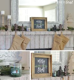 How-to-make-Rustic-Holiday-Frame-American-Home.8