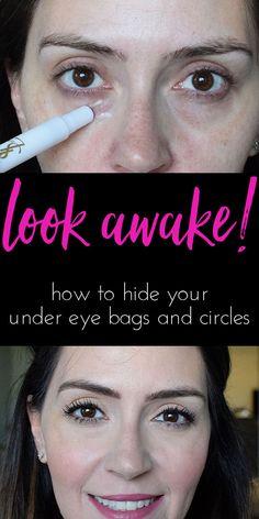So verstecken Sie Augenringe mit Make-up Die größten Probleme Dark Circles Around Eyes, Dark Circles Makeup, Concealer For Dark Circles, Makeup Tips, Eye Makeup, Makeup Tutorials, Makeup Ideas, Makeup Lessons, Anti Aging