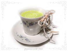Tassenkerze / Cup candle: ROMANCE 3 wanna buy something like this? visit my shop: http://de.dawanda.com/shop/Mondcatze ...or contact me : Mondcatze@fantasymail.de