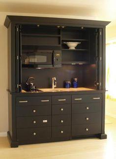 armoire kitchen.