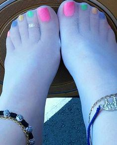 Mia julia feet