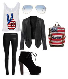 """""""Untitled #3"""" by danielle-poynter ❤ liked on Polyvore"""