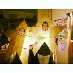 Pin for Later: 59 DIY Costumes For Anyone Who Loves the Internet and Geeking Out Couple of Stars