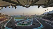 Ferrari driver Sebastian Vettel makes the best training time of the season finale in Abu Dhabi catch one's attention. His rival for the World Cup runner-up is much slower.  Ferrari star Sebastian Vettel set the fastest time in the first free practice session for the Abu Dhabi Grand Prix.  ...