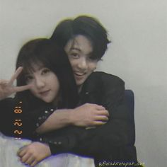 Jungkook x Eunha Couple Art, Best Couple, Couple Photos, Gfriend And Bts, Ex Girl, Kpop Couples, Foto Jungkook, Bts Concert, Korean Couple