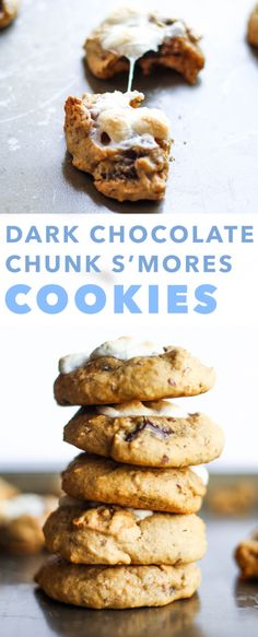 Chocolate chunk cookies, Oreo and Chocolate on Pinterest