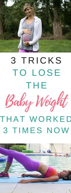 I've gained and lost the baby weight three times now. I actually feel like I've got this part of life down, if that's even possible. I've mastered how to manage the weight gain during pregnancy, and lose it after. Its a process that, because I've went through a few times now, I can offer help!