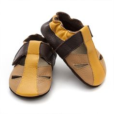 Baby Sandals, Baby Shoes, Leather Sandals, Soft Leather, Beautiful, Fashion, Moda, Fashion Styles, Baby Boy Shoes