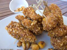 Más dulce que salado: Crujiente de Pollo con Kikos