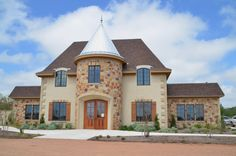 Messina Hof Winery in Fredericksburg, TX -- a must-do stop when traveling along the Hill Country wine trail
