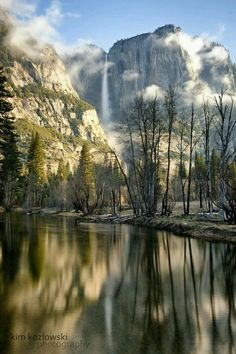 Valley morning, Yosemite..