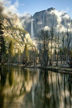 Valley morning, Yosemite..