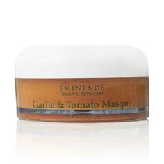 Eminence Garlic and Tomato Masque treats acne and balances oil production. Use this Eminence masque to treat blemishes at the source. Acne Skin, Acne Prone Skin, Oily Skin, Acne Treatment, Skin Treatments, Organic Skin Care Lines, Eminence Organics, Acne Control, Blackhead Remover