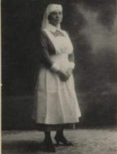 Rodekruiszuster 1930 den haag