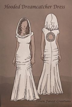 Custom Wedding Dress or Outfit - C -