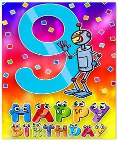 Happy Birthday Wishes for Boy or Girl Happy Birthday Wishes Boy, Happy Birthday Twin Sister, 9 Year Old Girl Birthday, Happy Birthday Girlfriend, Nice Birthday Messages, Birthday Wishes And Images, Birthday Card Sayings, Birthday Cards For Boyfriend, Birthday Cards For Boys