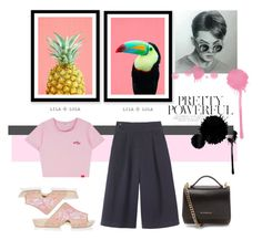 """""""Latenight set ft minoo"""" by fxxkwithus on Polyvore featuring Toast, Alexander McQueen and Givenchy"""