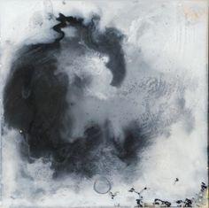 "paullorenz:  Paul Lorenz MAY 24, #13 casein, ink, oil on panel, 8"" x 8"", 2010-13"