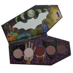 Lunatick Cosmetics - Supernatural Eyeshadow Palette ($35.00)
