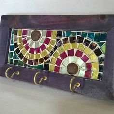 Mosaic Birdbath, Mosaic Tray, Mosaic Backsplash, Mosaic Glass, Mosaic Tiles, Glass Art, Group Art Projects, Mosaic Art Projects, Mosaic Crafts