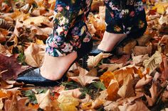 Fall for florals: Sam & Libby pumps heels from Target