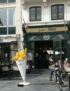 Grote Market - Antwerp, Belgium - 2011 - loved the Pomme Frittes and the City