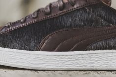 "6a3255e7001 PUMA 2014 TAKUMI ""YEAR OF THE HORSE"" COLLECTION - That Good  PUMAstyle   Hairy  Suede"