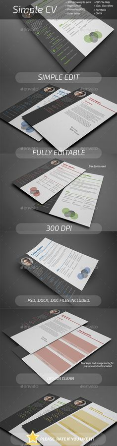 Vba On Error Resume Next Design Clean Cv Resume For You By Malimarsovac  Resume Cover  Please Find Enclosed My Resume Excel with Teen Resume Builder Simple Cv Cc X X A Career Clean Clean Laboratory Skills Resume Excel