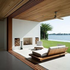Tips to Choose Outdoor Patio Furniture - Great Affordable Backyard ideas Indoor Outdoor Living, Outdoor Rooms, Outdoor Decor, Outdoor Lounge, Outdoor Pergola, Backyard Pergola, Pergola Ideas, Outdoor Ideas, Backyard Ideas